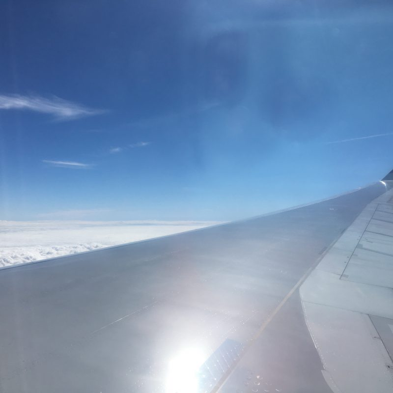 Flying Finland to Poland