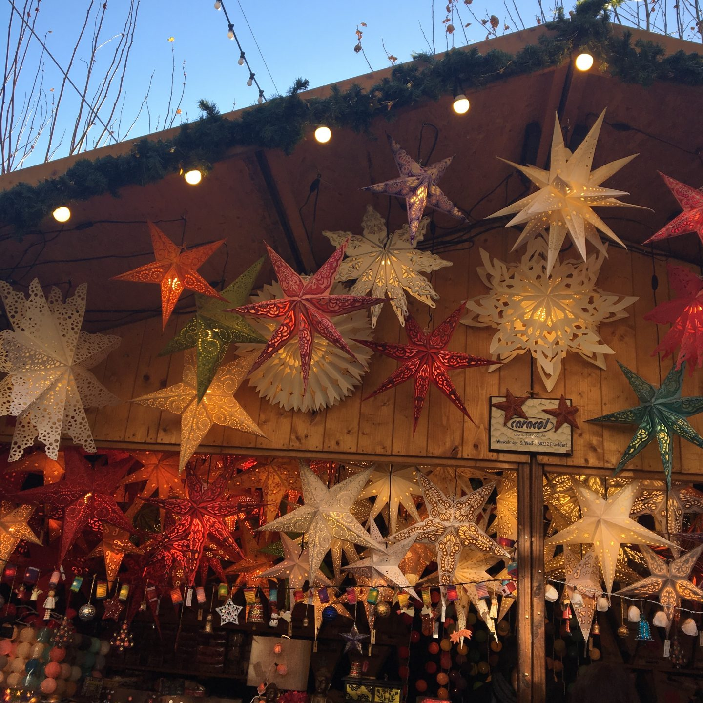 Step Into Christmas- Frankfurt