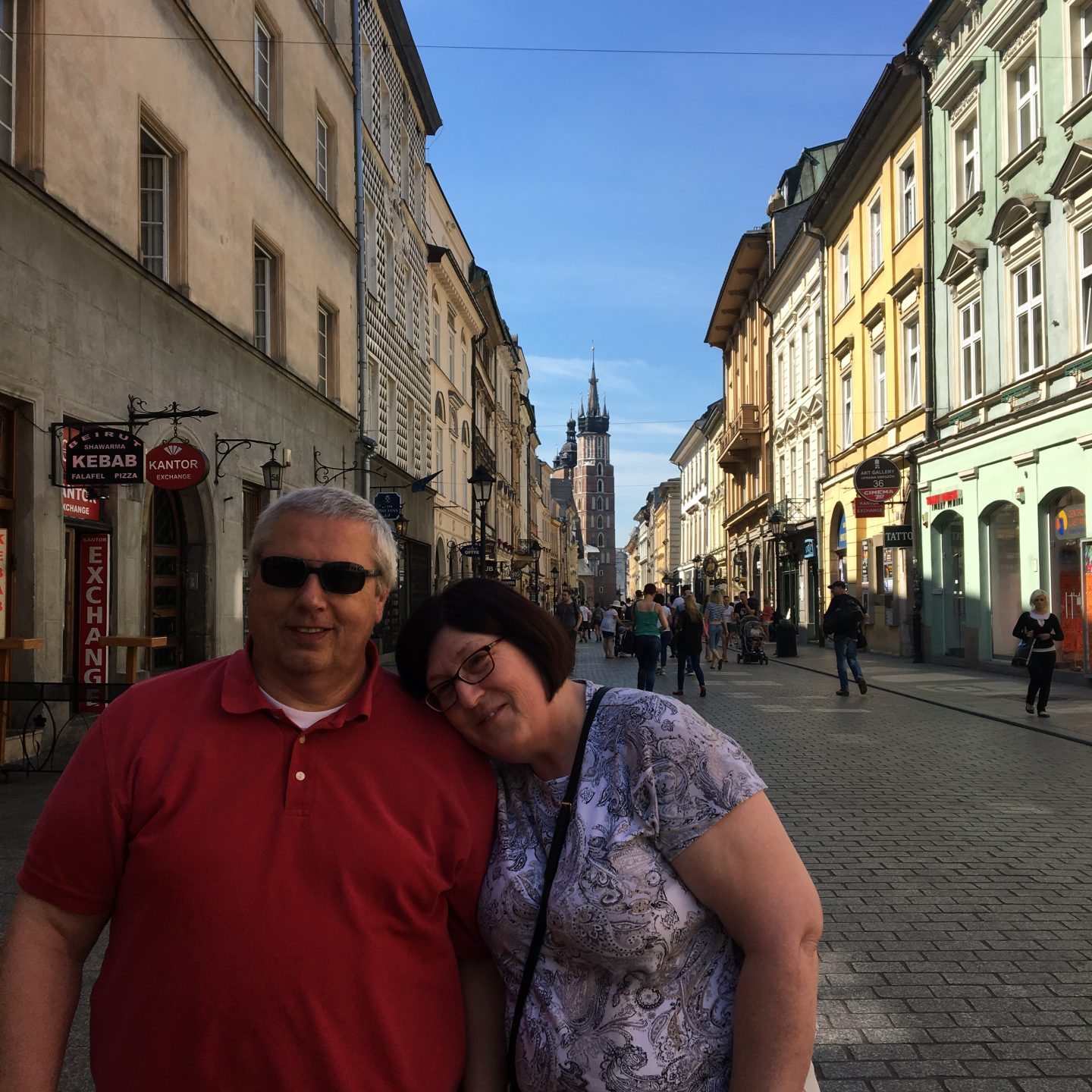 Family Trip- My Parents' Time in Kraków