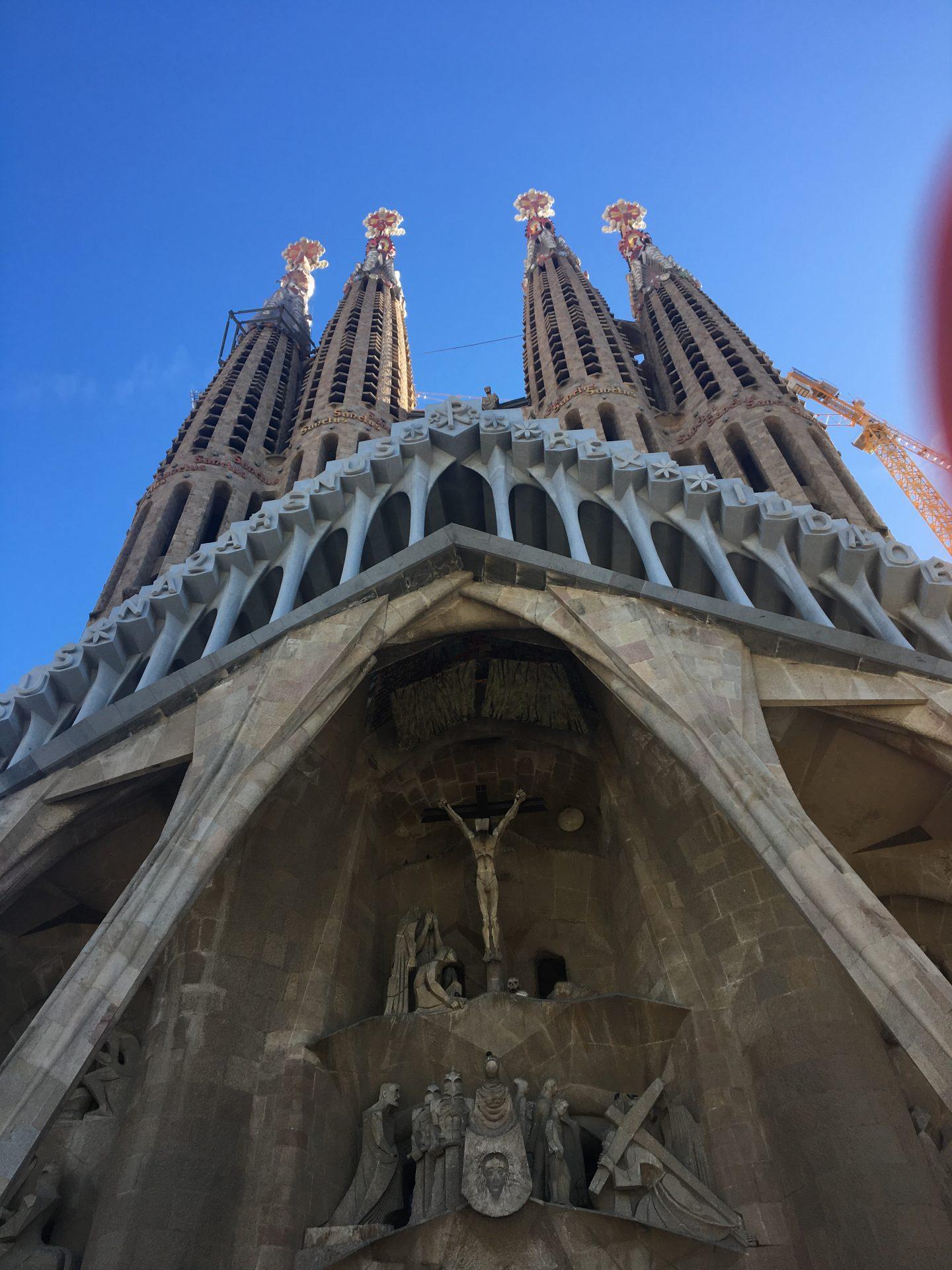 Family Trip- Barcelona