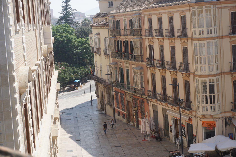 Malaga- A Birthday Getaway