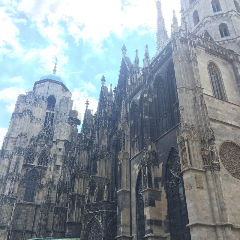 Family Trip- Vienna