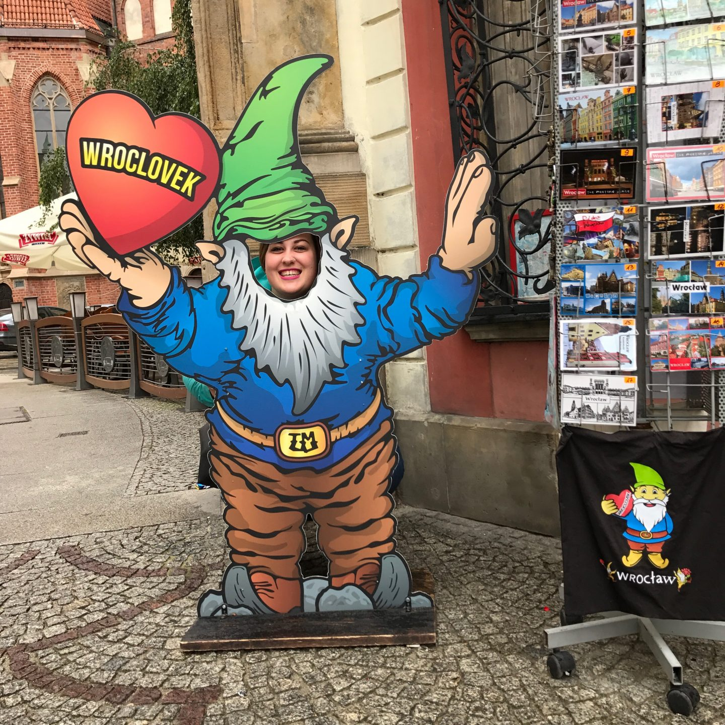 Wroclaw- The City of Gnomes